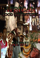 african food adventures  kudu