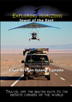 exploring horizons jewel of the east - cape breton island canada