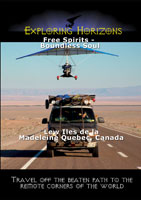 exploring horizons free spirits -  boundless soul - lew iles de la madeleine quebec, canada