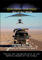 exploring horizons out of our minds - 80000 km's of life on the road the best of season 1 and 2