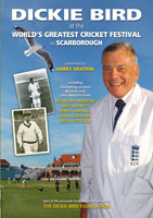 Dickie Bird At The World's Greatest Festival In Scarborough | Movies and Videos | Action