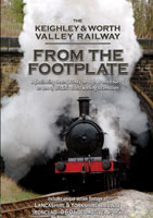 the keighley & worth valley railway from the footplate