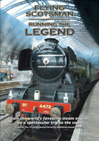 flying scotsman running the legend