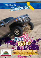 The Best of California  Fun Rides | Movies and Videos | Action