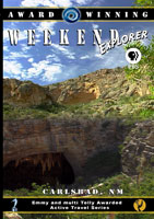 weekend explorer  carlsbad, new mexico