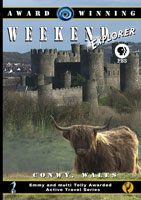 Weekend Explorer  Conwy, Wales | Movies and Videos | Action