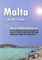 malta by microlight