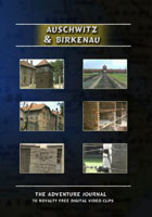 stock footage collections  auschwitz & birkenau royalty free stock footage