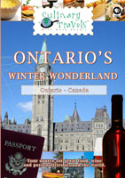 culinary travels  ontario's winter wonderland