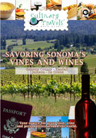 culinary travels  savoring sonoma's vines and wines sonoma county-kendall-jackson-la crema