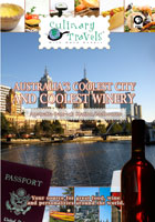 culinary travels  australia's coolest city and coolest winery australia-banrock station/melbourne