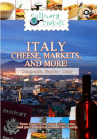 culinary travels  italy cheese, markets, and more!