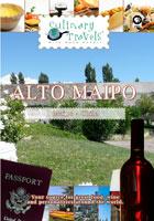 culinary travels  alto maipo-santa rita, carmen, concha y toro, cousino-macul