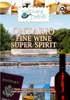 culinary travels  ontario-fine wine-super spirit-canadian mist whiskey-prince edward county