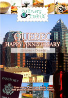 culinary travels  quebec-happy anniversary