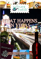 Culinary Travels  What Happens in Vegas | Movies and Videos | Action