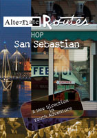 alternate routes  san sebastian spain