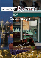 alternate routes  edinburgh scotland