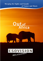 ESOVISION Relaxation  OUT OF AFRICA | Movies and Videos | Action