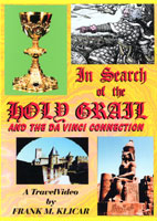the search of the holy grail and the da vinci connection