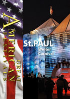 Great American Festivals  St. Paul Winter Carnival | Movies and Videos | Action
