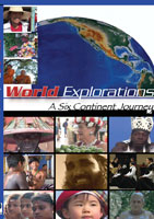 world explorations a six continent journey