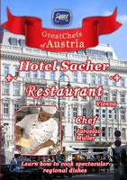 great chefs of austria chef jaroslav muller vienna hotel sacher