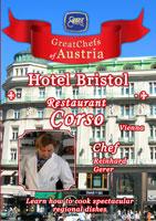 Great Chefs of Austria Chef Reinhard Gerer Vienna Hotel Bristol Korso | Movies and Videos | Action