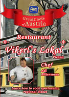 great chefs of austria chef adi bittermann vienna restaurant vikerl's lokal