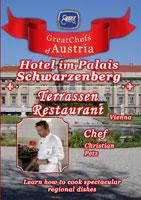 great chefs of austria chef christian petz vienna hotel im palais schwarzenberg