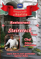 Great Chefs of Austria Chef Helmut Osterreicher Vienna Restaurant Steirereck | Movies and Videos | Action