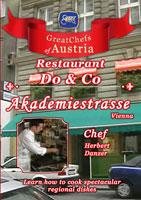 great chefs of austria chef herbert danzer vienna restaurant do & co akademiestrasse
