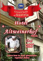 Great Chefs of Austria Chef Rudolph Kellner Vienna Hotel Altweinerhof | Movies and Videos | Action