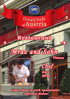 great chefs of austria chef karl mraz vienna restaurant mraz and sohn