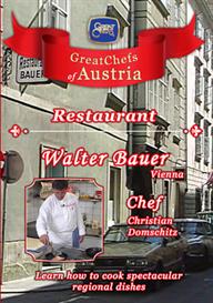 great chefs of austria chef christian domschitz vienna restaurant walter bauer