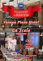 great chefs of austria chef werner matt vienna la scala vienna plaza hotel