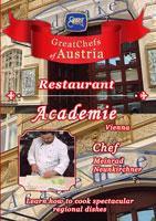 great chefs of austria chef meinrad neunkirchner vienna restaurant academie