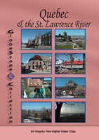 stock footage collections  quebec & the st. lawrence river royalty free stock footage