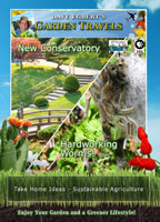 Garden Travels  New conservatory / hardworking worms! | Movies and Videos | Action