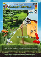 garden travels  enabling garden/ butterflies