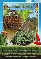 garden travels  gourmet mushrooms / rancho santa ana