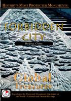 global treasures  forbidden city beijing, china