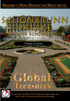 Global Treasures  SCHONBRUNN PALACE Schloss Schonbrunn Vienna, Austria | Movies and Videos | Action
