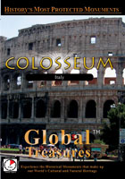 global treasures  colosseum italy