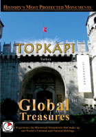 global treasures  topkapi palace istanbul, turkey