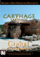 global treasures  carthage carthago, tunisia