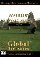 global treasures  avebury stone circle wiltshire, england