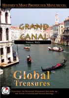 global treasures  grand canal venice, italy