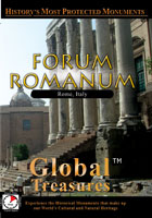 global treasures forum romanum rome, italy