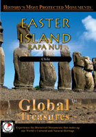 global treasures  easter island rapa nui, chile